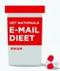 Doe mee met het nationale e-mail dieet