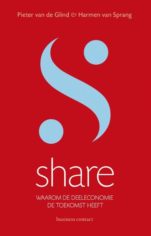 Share - Harmen van SprangPieter van de Glind