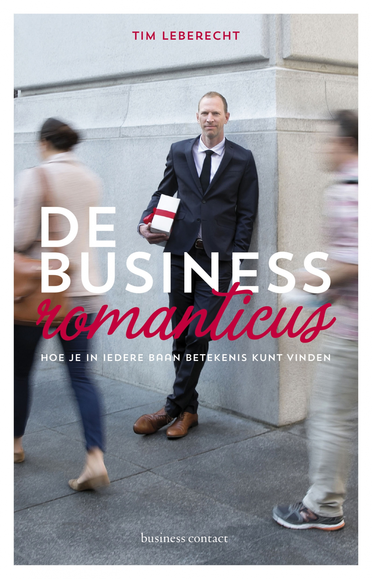 De businessromanticus - Tim Leberecht