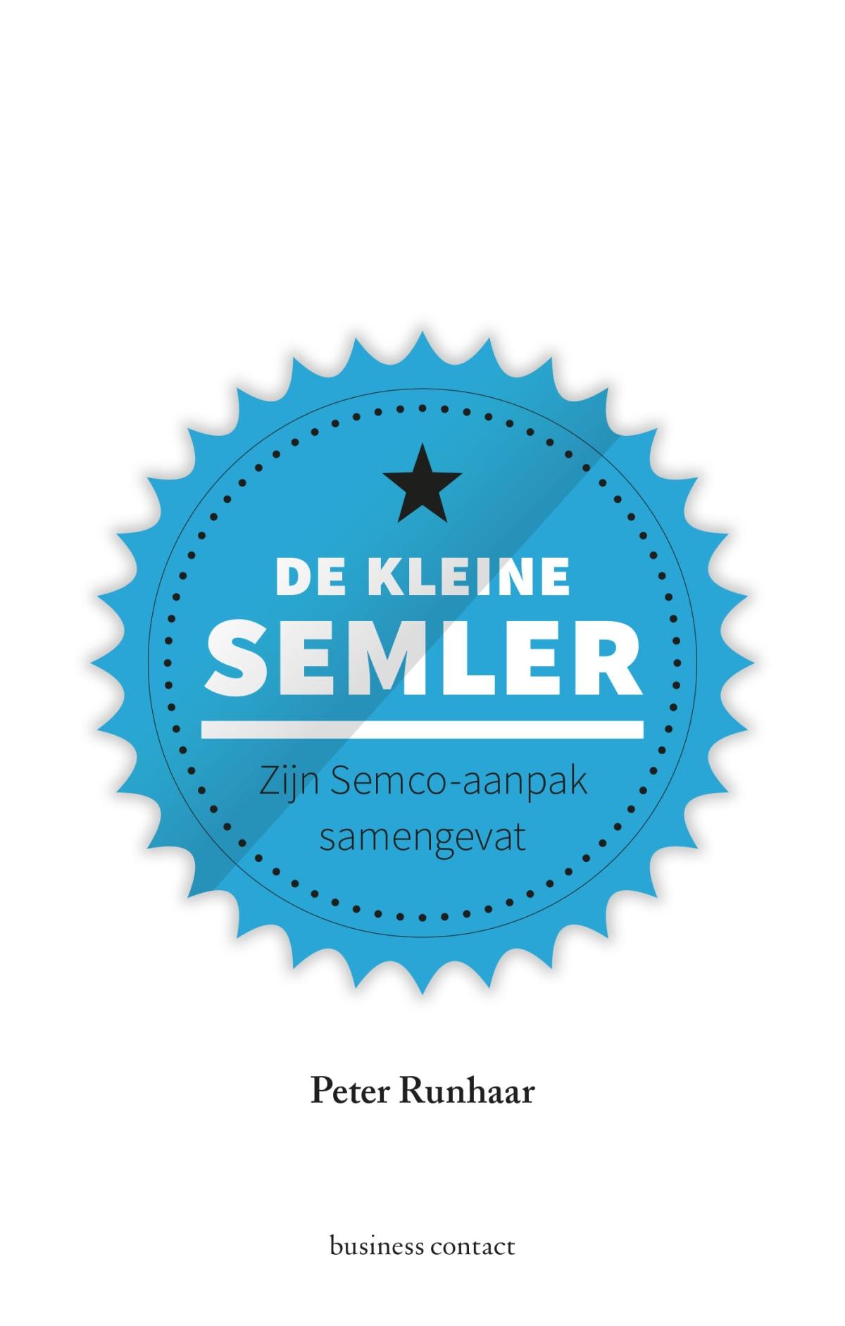 De kleine Semler - Peter Runhaar