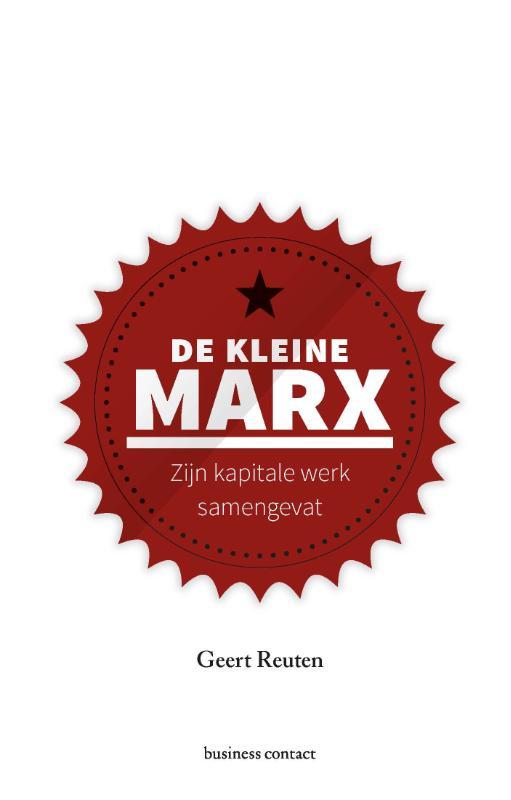 De kleine Marx - Geert Reuten