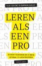 'Leren als een pro' genomineerd voor Brage Prize