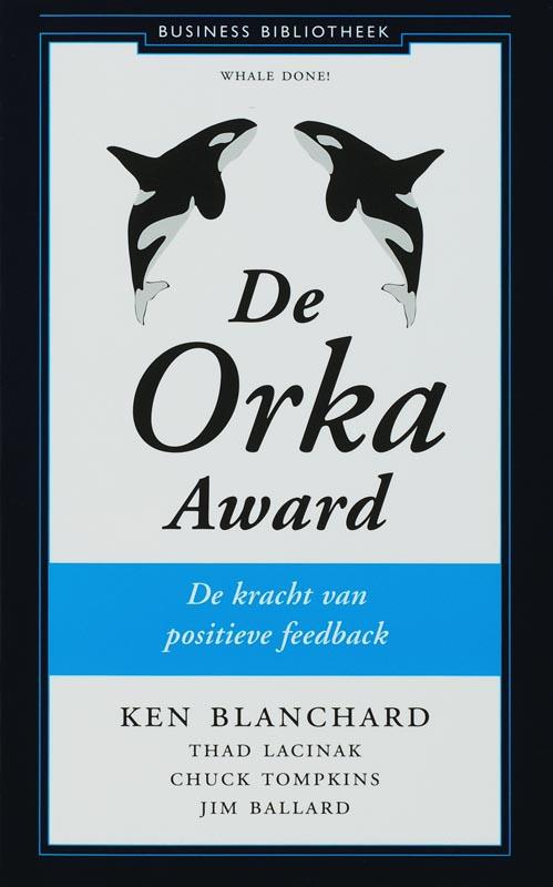De Orka Award