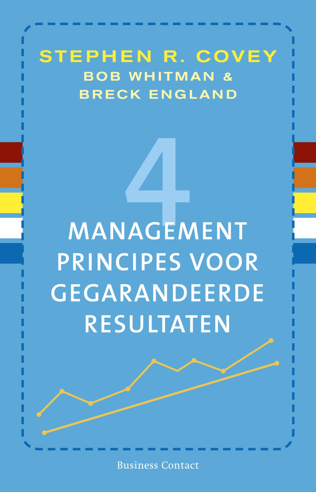 4 managementprincipes voor gegarandeerde resultaten - Stephen R. CoveyBreck EnglandBob Whitman