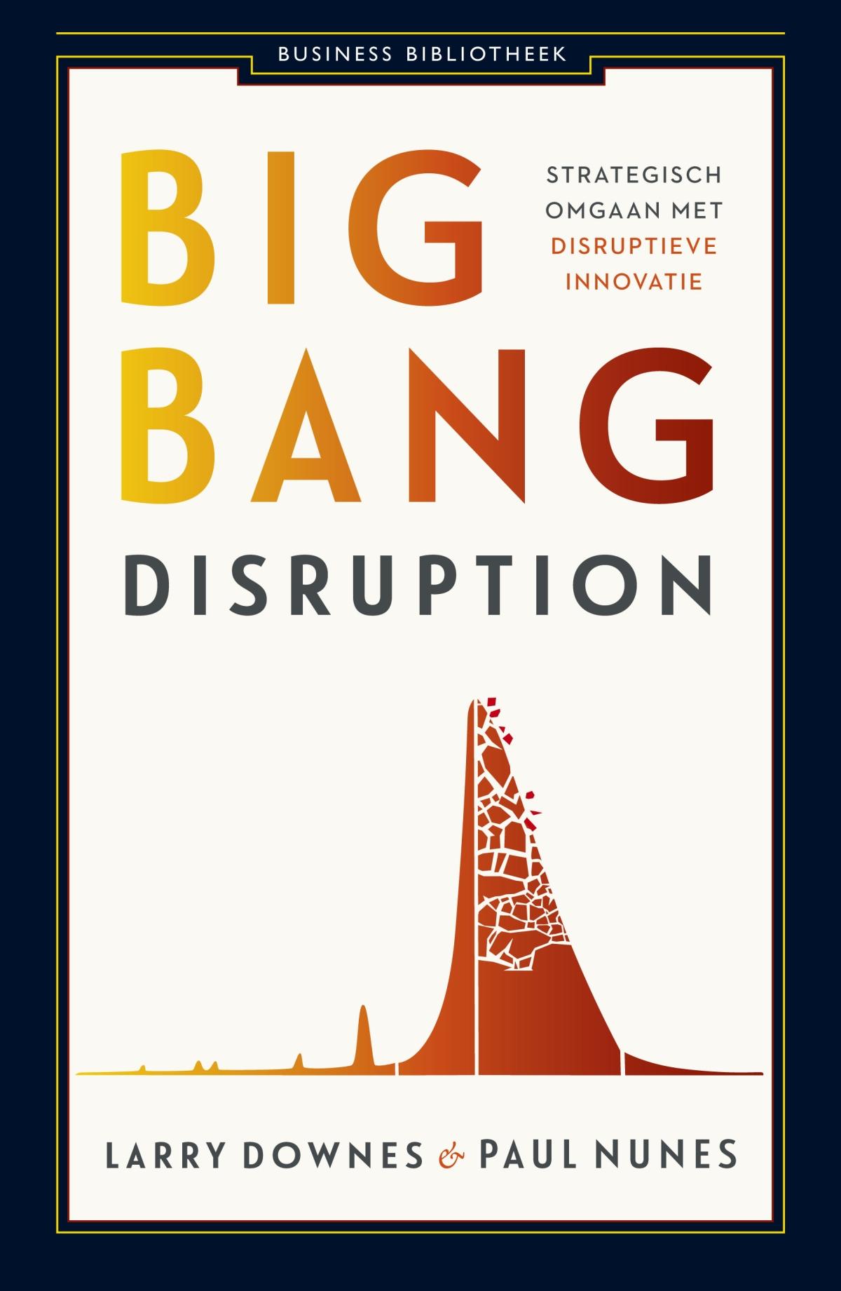 Big bang disruption - Larry DownesPaul Nunes