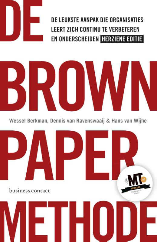 De brown paper methode herziene editie