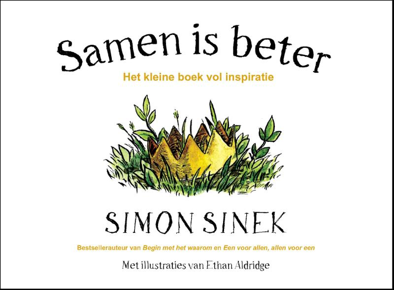 Samen is beter - Simon Sinek