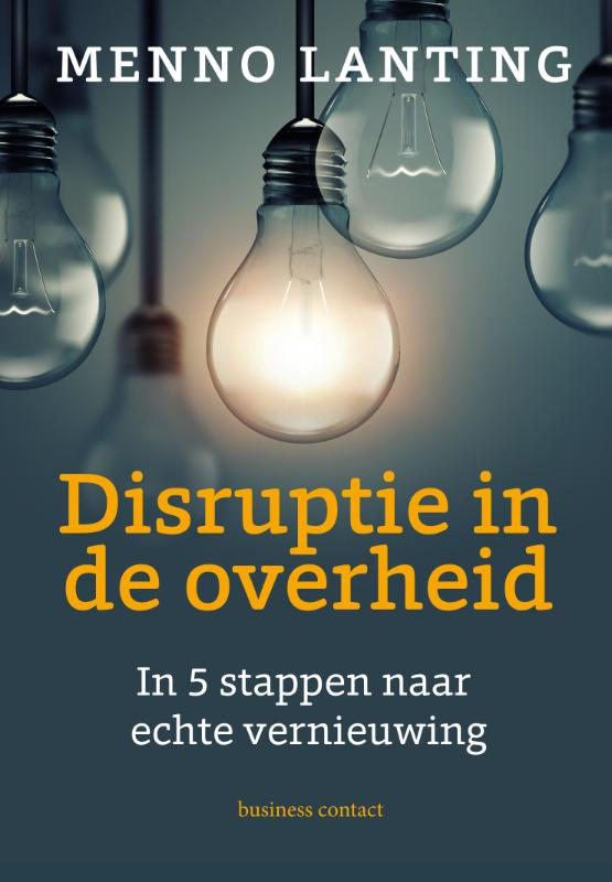 Disruptie in de overheid - Menno Lanting