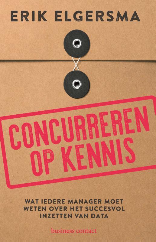 Concurreren op kennis - Erik Elgersma