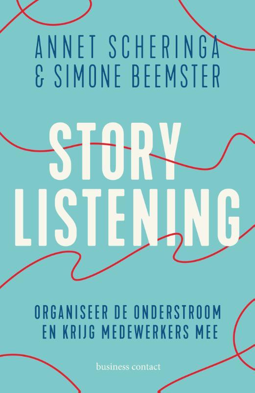 Storylistening - Annet ScheringaSimone Beemster