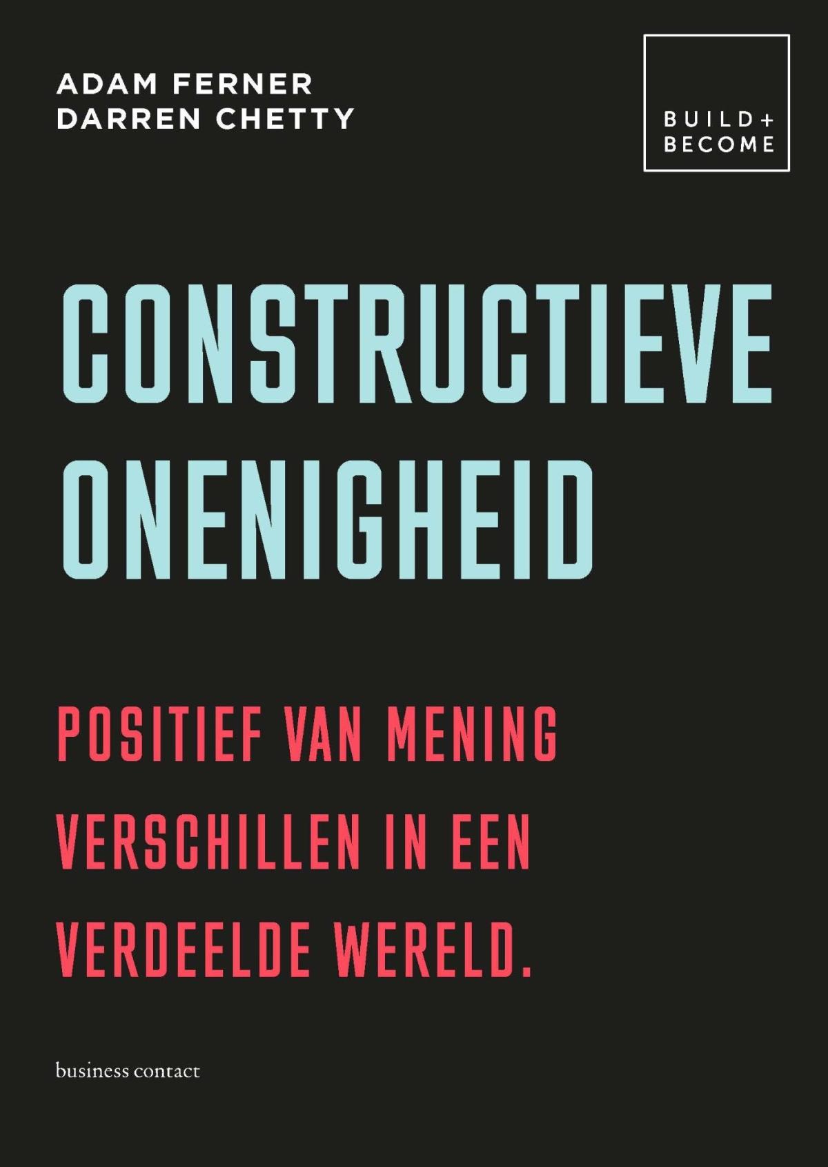 Constructieve onenigheid - Adam FernerDarren Chetty