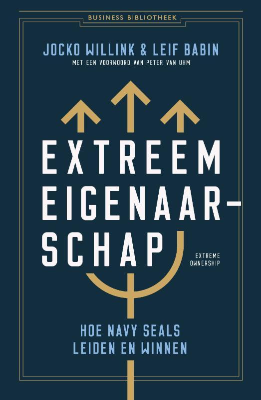 Extreem eigenaarschap - Jocko WillinkLeif Babin