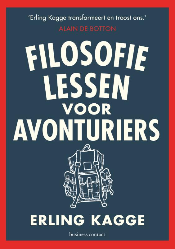 Filosofielessen voor avonturiers - Erling Kagge