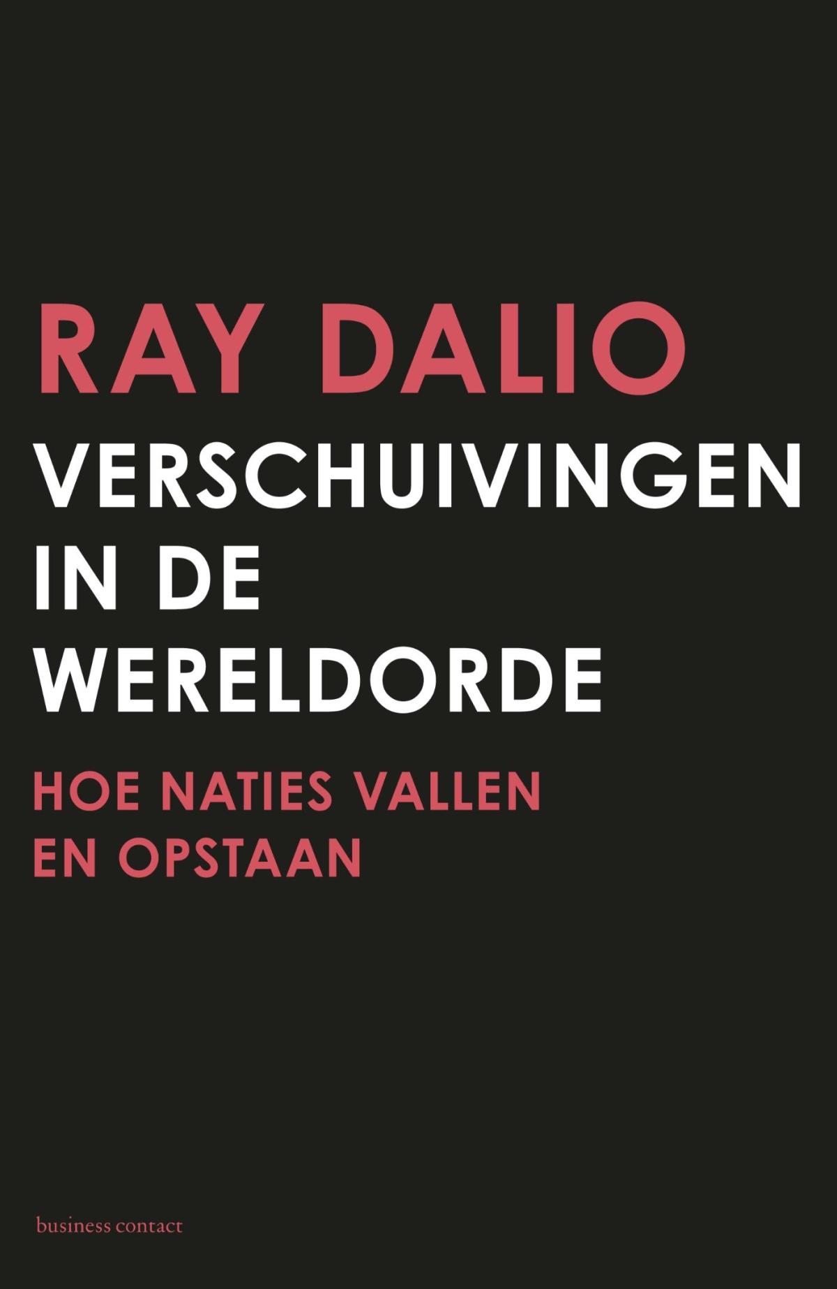 Verschuivingen in de wereldorde - Ray Dalio