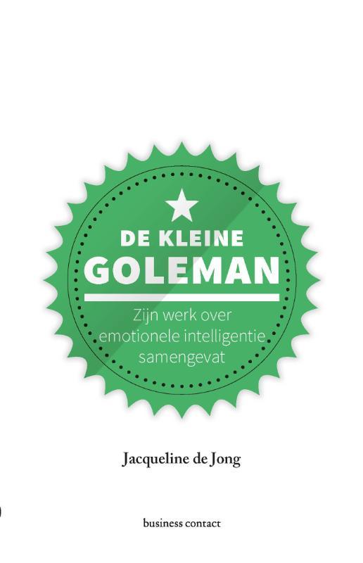 De kleine Goleman - Jacqueline de Jong
