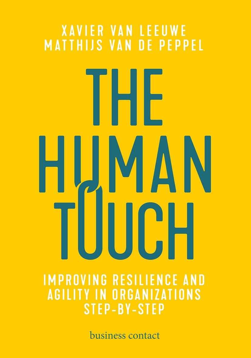 The Human Touch - Xavier van LeeuweMatthijs van de Peppel