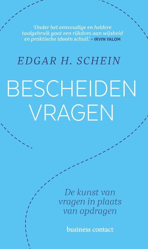 Bescheiden vragen - Edgar H. Schein