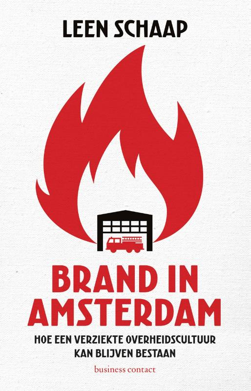 Brand in Amsterdam - Leen Schaap