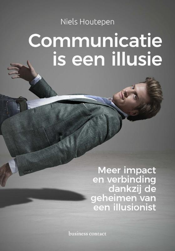 Communicatie is een illusie - Niels Houtepen