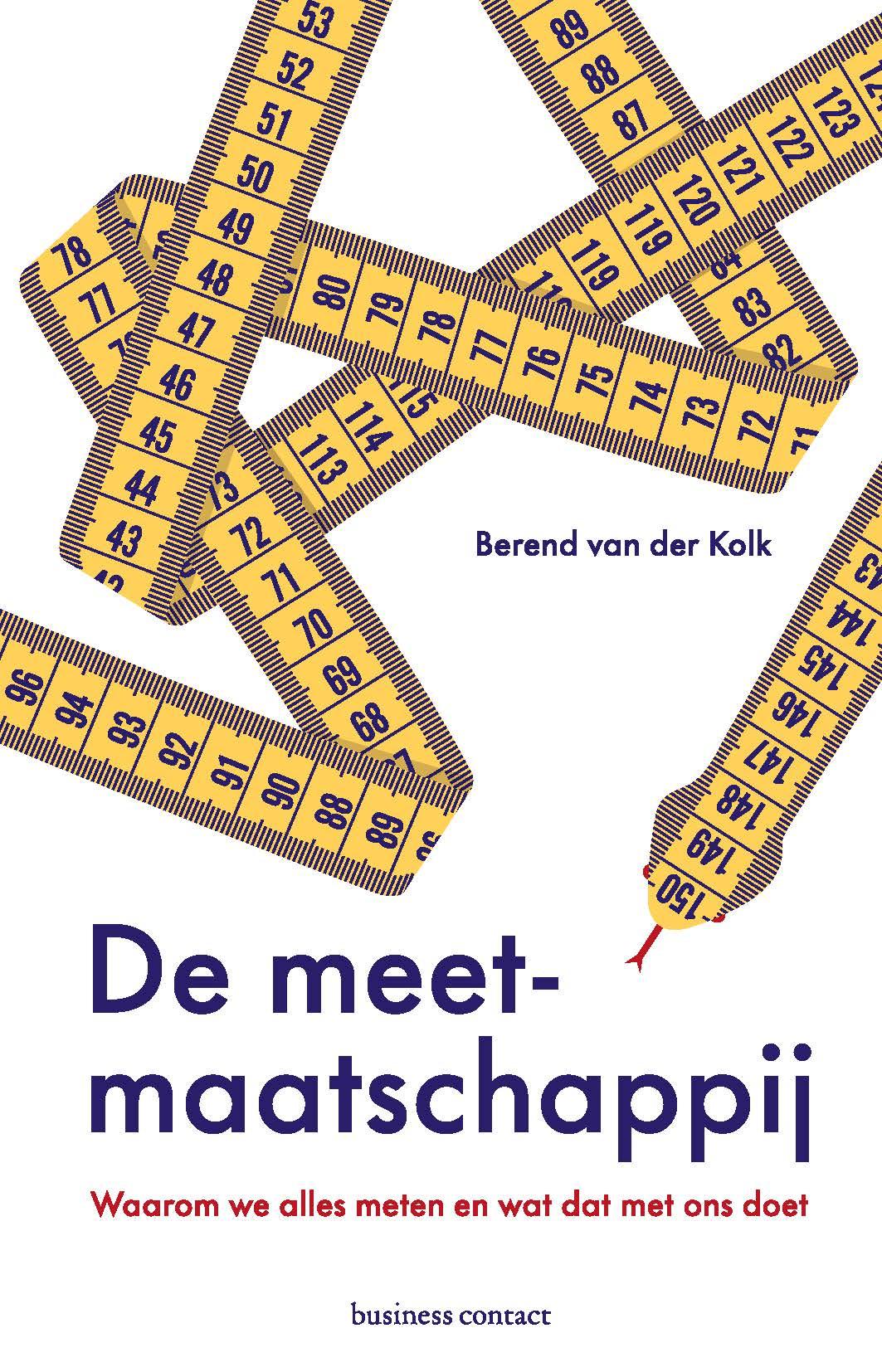 De meetmaatschappij - Berend van der Kolk