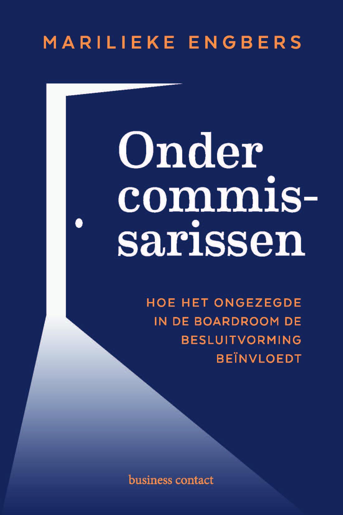 Onder commissarissen - Marilieke Engbers