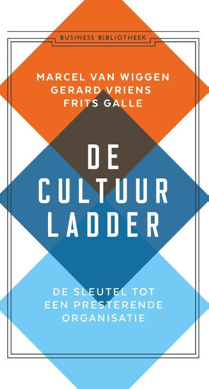 De cultuurladder - Marcel van WiggenGerard VriensFrits Galle