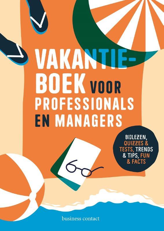 Vakantieboek voor professionals en managers 2022