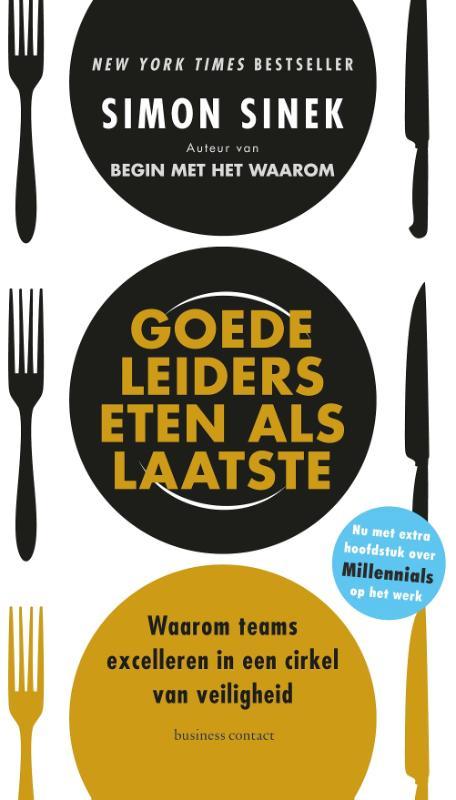Goede leiders eten als laatste