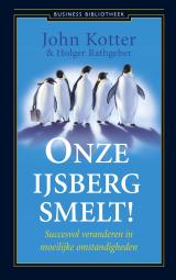 Onze ijsberg smelt! -