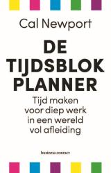 De tijdsblokplanner -